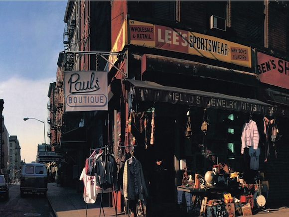 Effort underway to co-name LES corner after the Beastie Boys