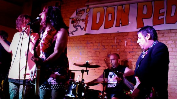 Party with a vengeance at Don Pedro's Saturday Revenge party