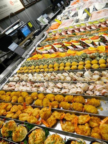 whole foods seafood
