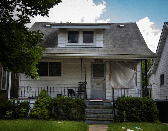 Writers: A group in Detroit wants to give you a free house