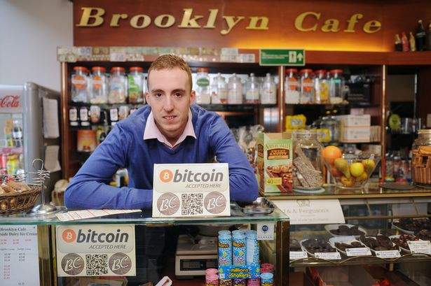 You can already use Bitcoin in Brooklyn