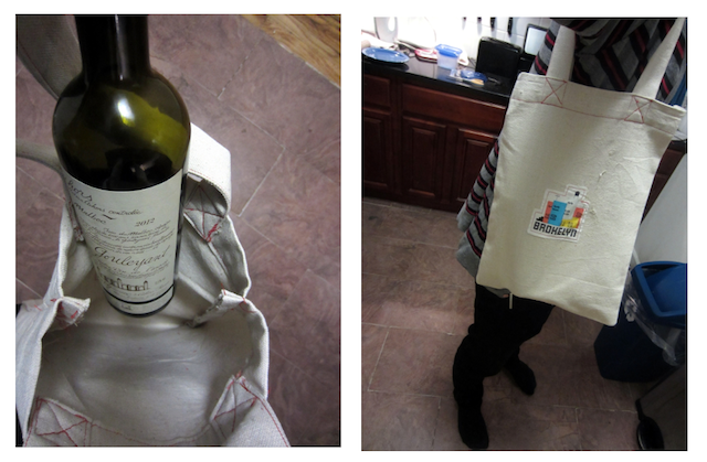 How to make your own canvas tote bag