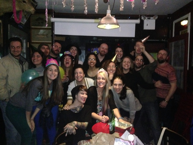 Bars We Love: Take a swim at Canal Bar!