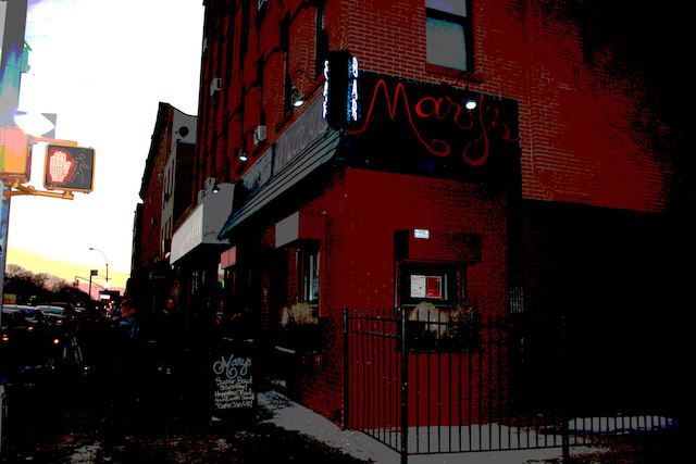 Bars We Love: Get charmed at Mary's Bar!