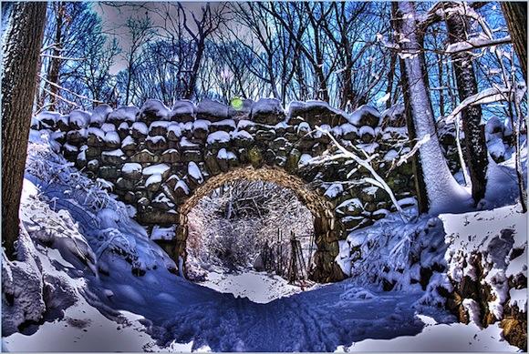 Superbe Prospect Park Winter