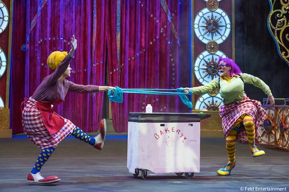 Gig alert: Try out to be a Ringling Bros. clown