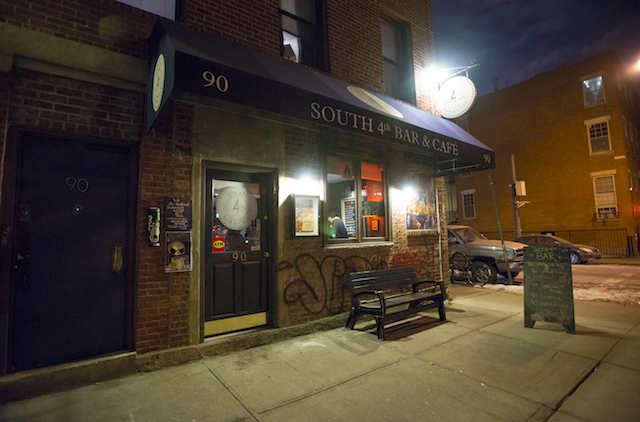 Bars We Love: Spend the day (and night) at South 4th Bar and Cafe!