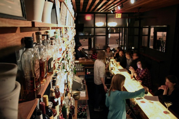 Bars We Love: There's flower power at Sycamore!