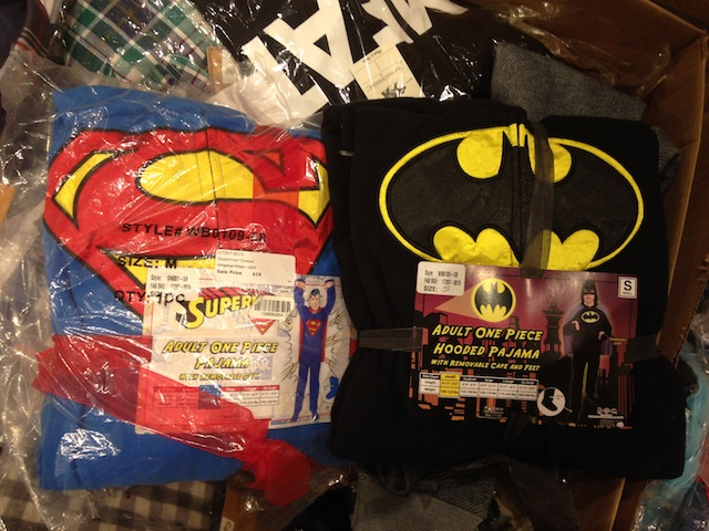 Because you can't wait for Batman vs. Superman, you and a friend can get these for just $19 each. Photo by Madelyn Owens