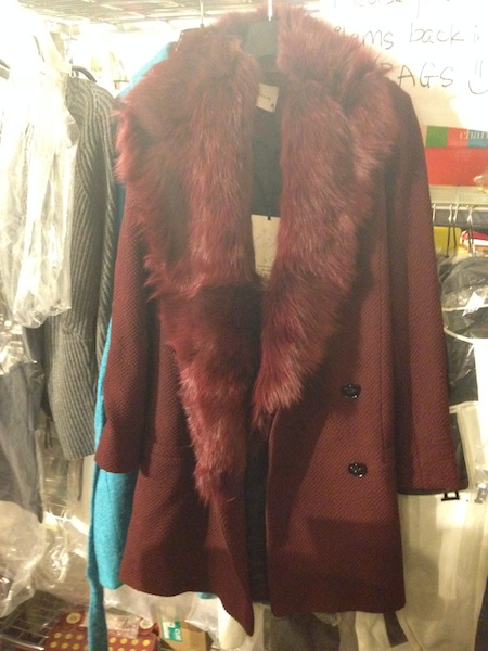 Because sometimes, you need a pimp coat