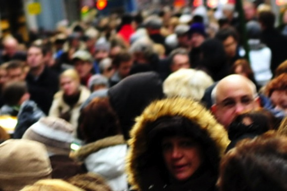 New York City's population rises for the third consecutive year