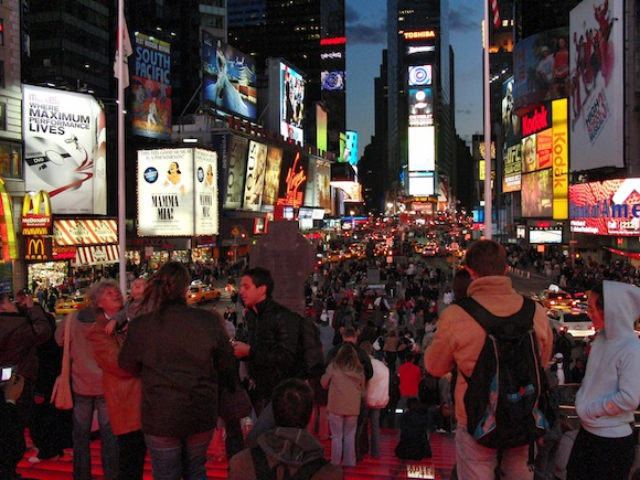 City seething with rage at influx of tourists