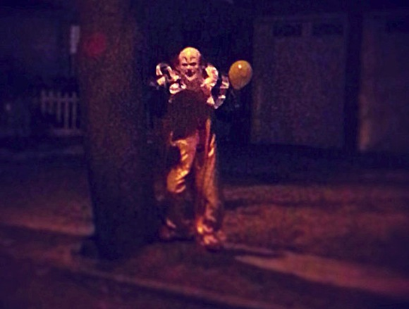 Hoax clown haunts Staten Island
