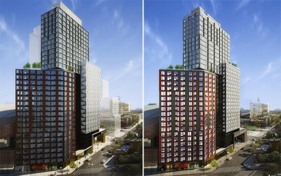 Atlantic Yards partner alleges towers will have leaky walls, windows