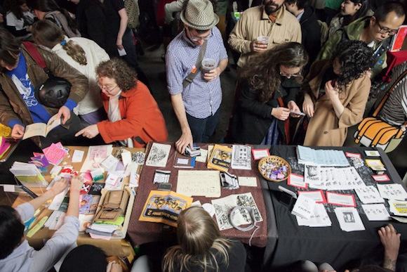 The Brooklyn Zine Fest is back, and will go for two days this time