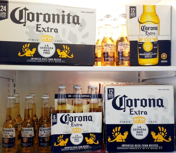 Tweet-sourced map claims Corona is New York City's favorite cheap beer