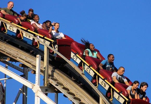 Luna Park ride Groupon can only mean one thing: Summer is coming