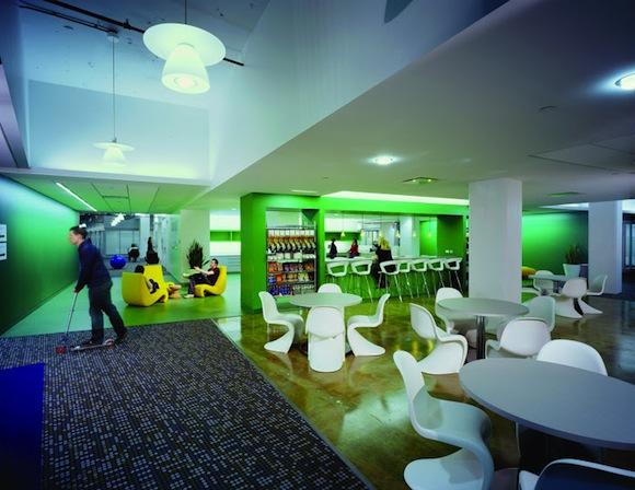 google ny office