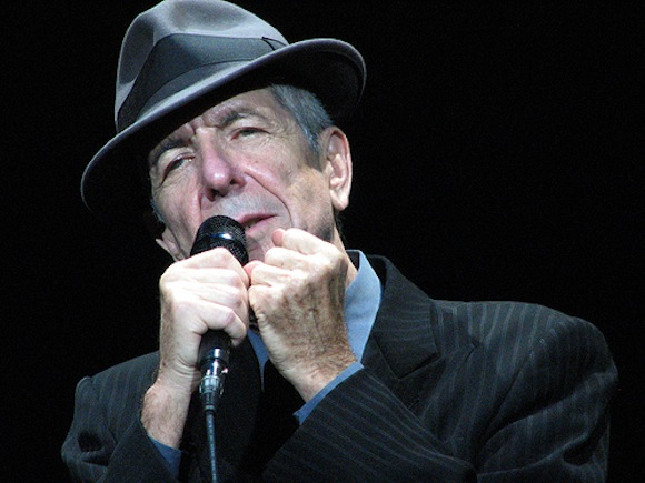 A night with Leonard Cohen and 14 other free ways to spend your week