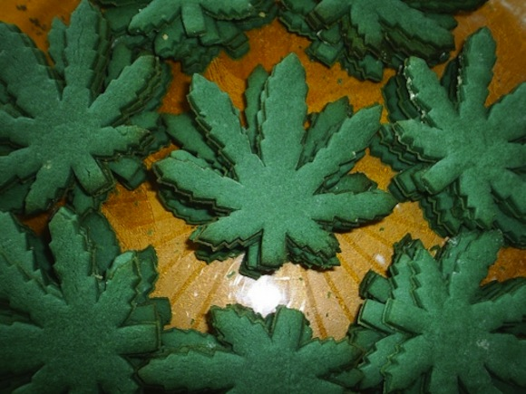"""CBGB needs a recipe consultant to tell them, """"More weed in this cookie. Or less maybe? I'm high as hell man."""""""