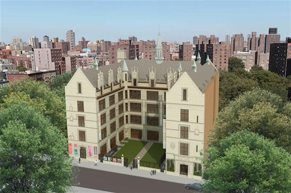 Apply now for $1000/month 2BR artist apartments