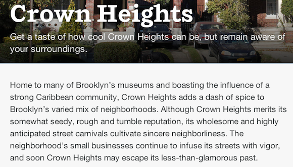 crown heights airbnb