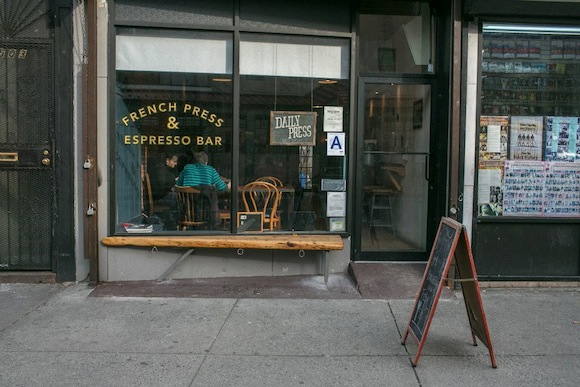 National Coffee Day! 122 great BK places to get a cuppa joe