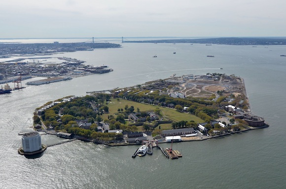 Hand in Gov: The best of Governors Island in 2014
