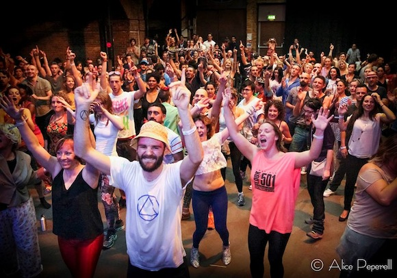 Sober, early Morning Gloryville raves come to Williamsburg