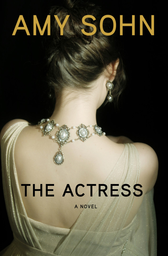 Sohn's latest novel, The Actress, is out Tuesday.