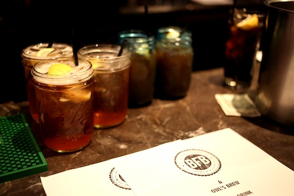 Summer Wednesdays mean five-cent cocktails at BFB Highline