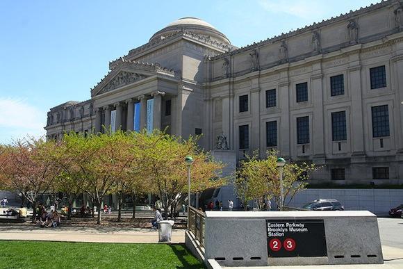 brooklyn museum entrance