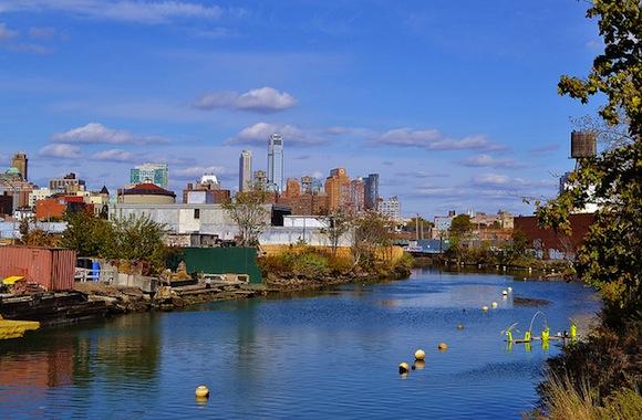 Plot out the future of Gowanus at tonight's Bridging Gowanus meeting