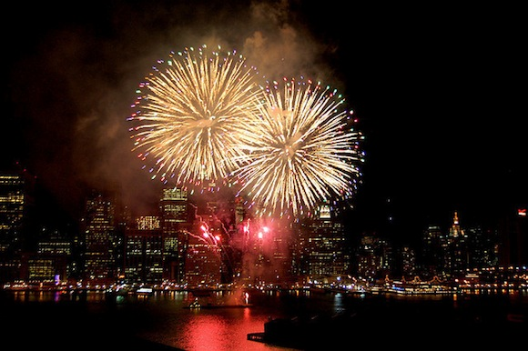 Where to watch the Macy's Fourth of July fireworks in Brooklyn