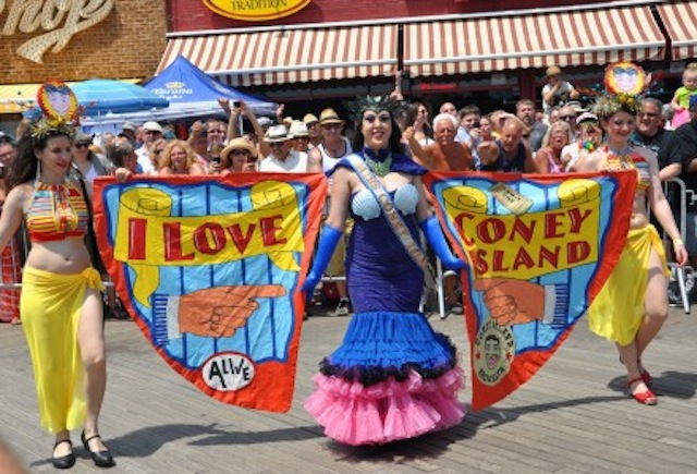 Go to the Mermaid Parade! And 21 other things to do this weekend