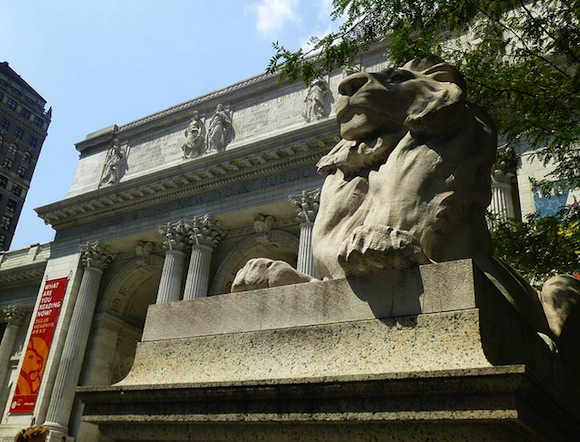 New York Public Library to start loaning out high-speed internet