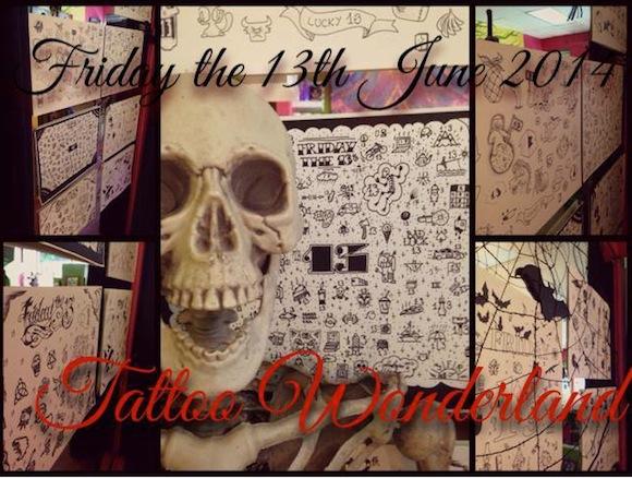 tattoo wonderland friday the 13th