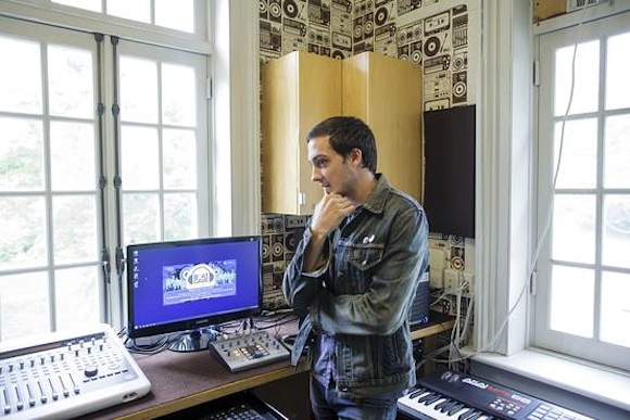 Volunteer at Prospect Park, get three free hours of studio time