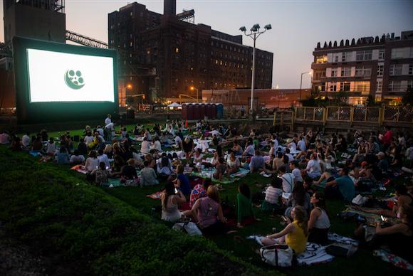 50 kent outdoor movies