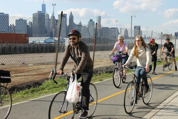 brooklyn greenway initiative epic ride