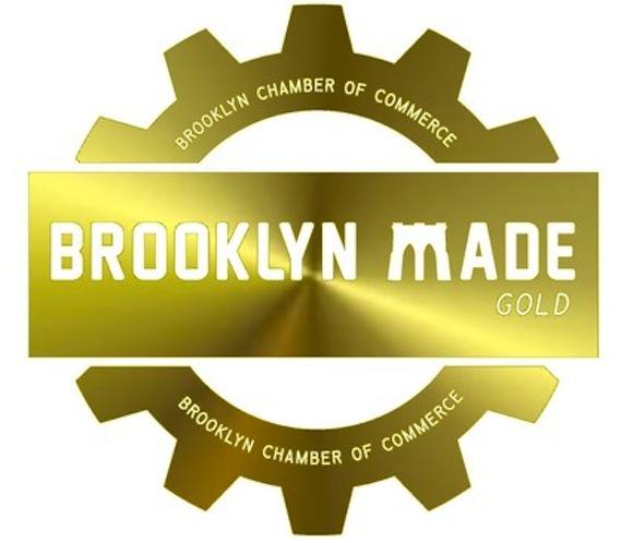 brooklyn made badge