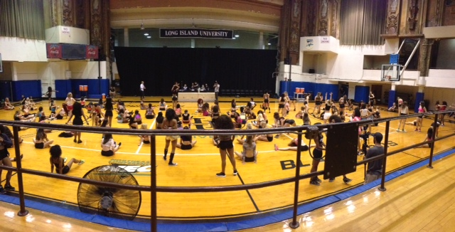 brooklynettes audition