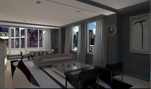 Luxury Hotel Marmara Park Avenue Pitching Rooms As Authentic Nyc Apartments