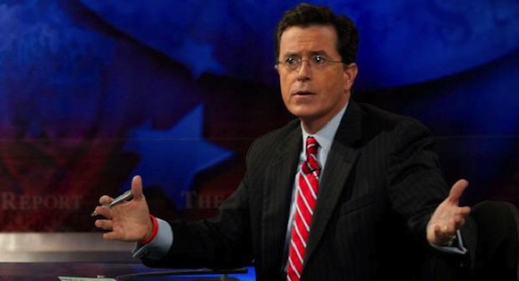 Bill de Blasio has agreed to go on The Colbert Report on Wednesday