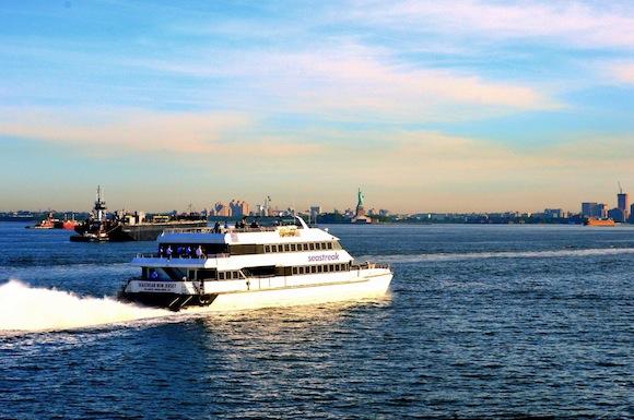 sunset park ferry