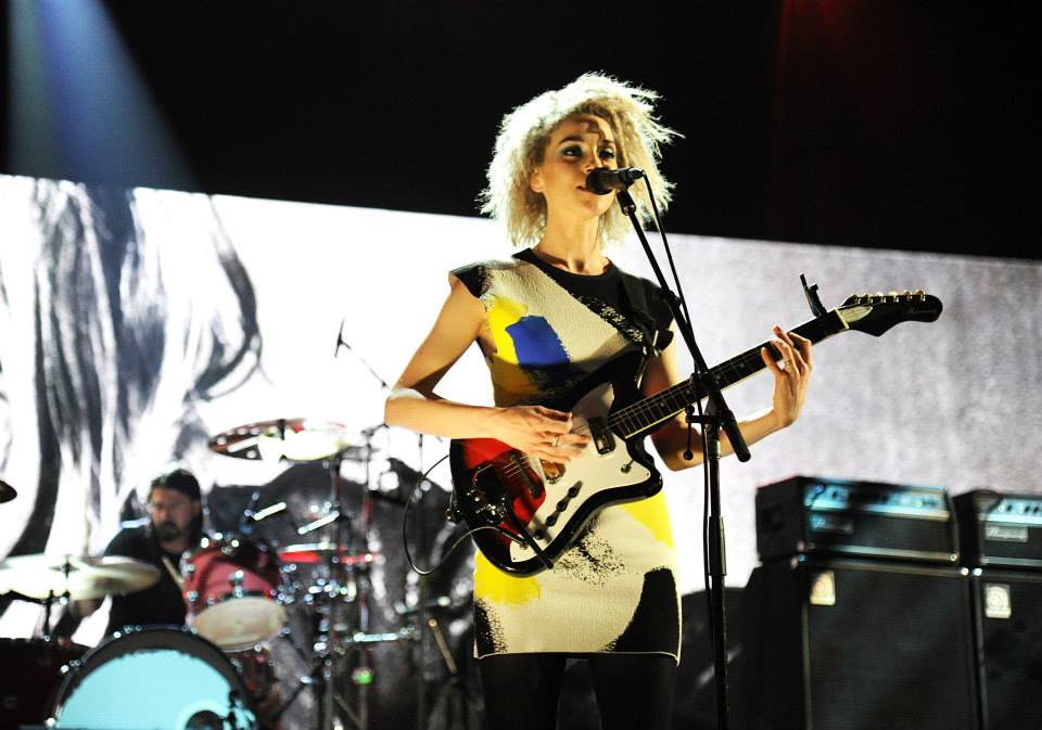 Free St. Vincent show! And 20 other weekend ideas