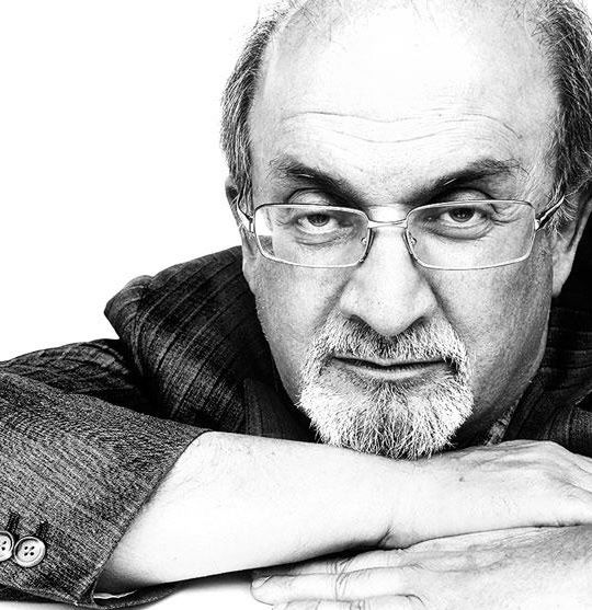 See Salman Rushdie, and 16 other free things to do this week