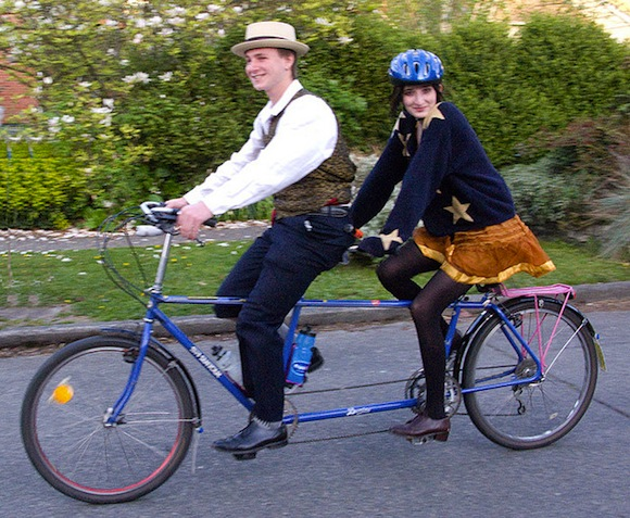Boogie on down to Transportation Alternatives' first-ever Bicyclists' Ball