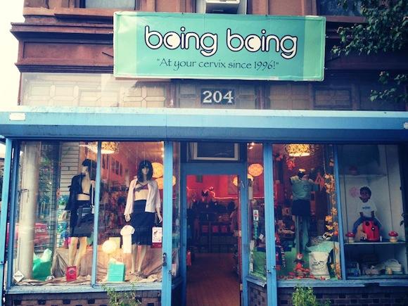 boing boing park slope