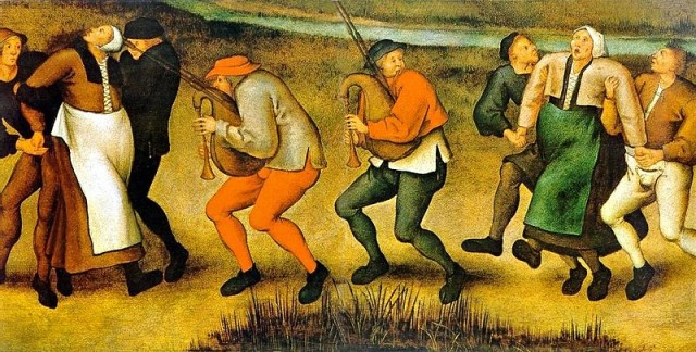 A painting by Pieter Brueghel the Younger.